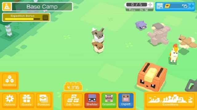 Pokémon Quest Hits The iOS And Android App Stores Today!