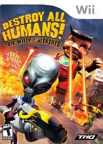 Destroy All Humans: Big Willy Unleashed