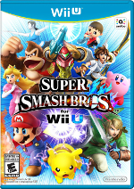 <em>SUPER SMASH BROS. FOR Wii U</em>
