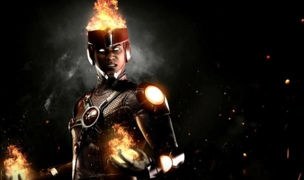 Firestorm Is The Latest INJUSTICE 2 Character Revealed