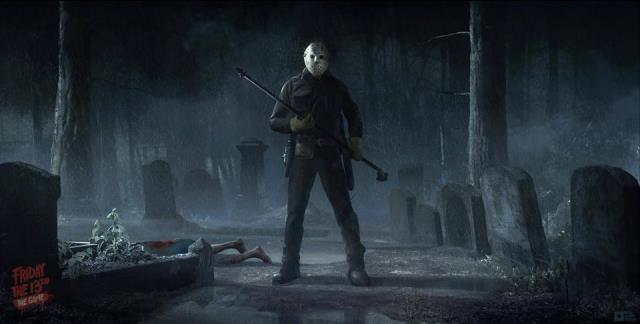 FRIDAY THE 13TH: THE GAME Releases A PAX East 2017 Trailer NSFW