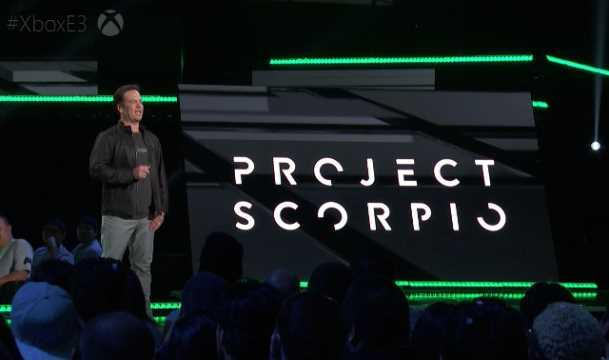 Microsoft's PROJECT SCORPIO Gets A Product Page In The Microsoft Store