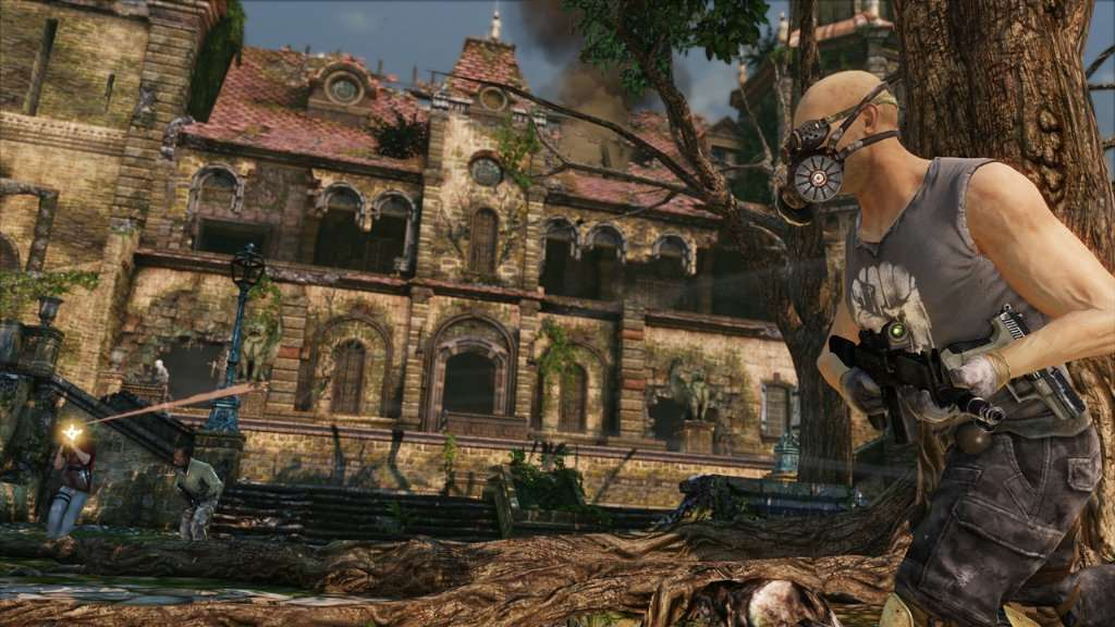 Uncharted 3: Drake's Deception Screenshot 16