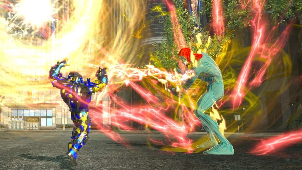 dc universe online dcuo lightning strikes dlc screenshot 1 pictures