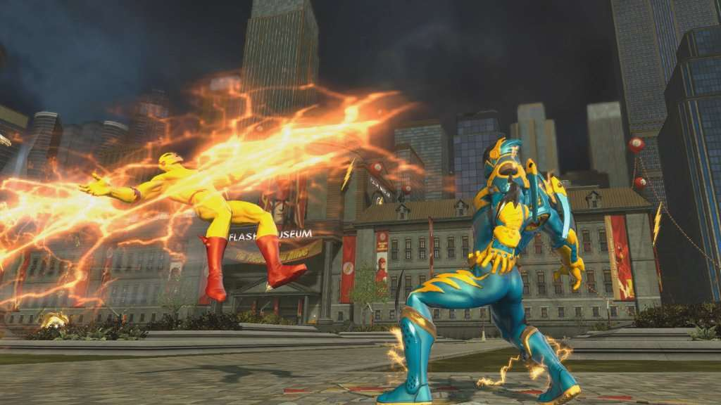 dc universe online dcuo lightning strikes dlc screenshot 2 pictures