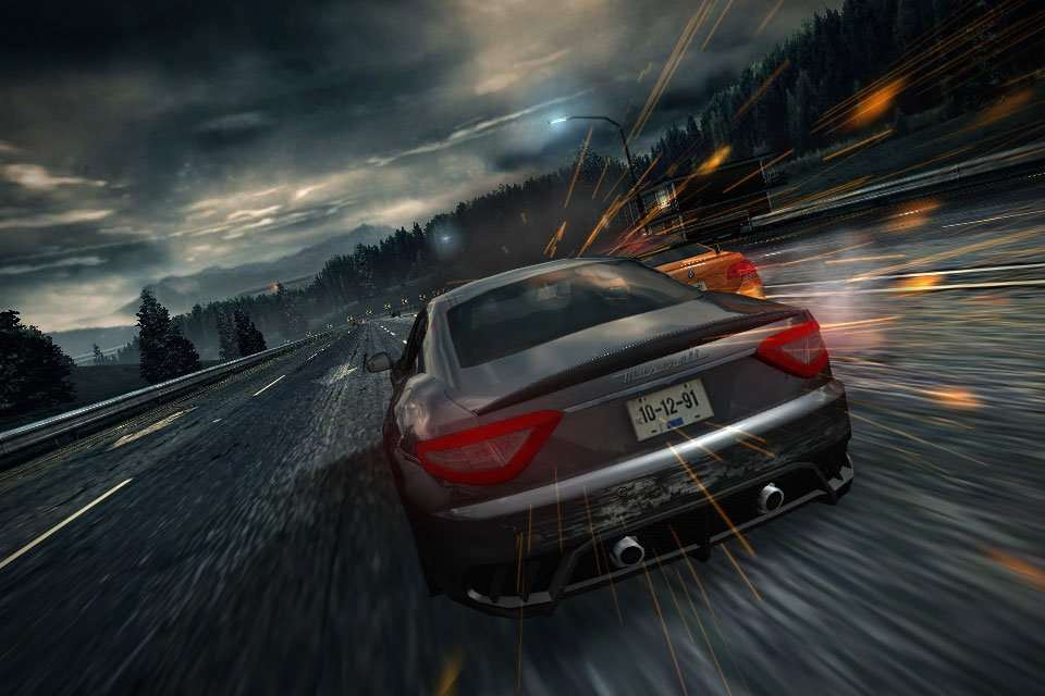 Need For Speed Most Wanted iOS Screenshot 2