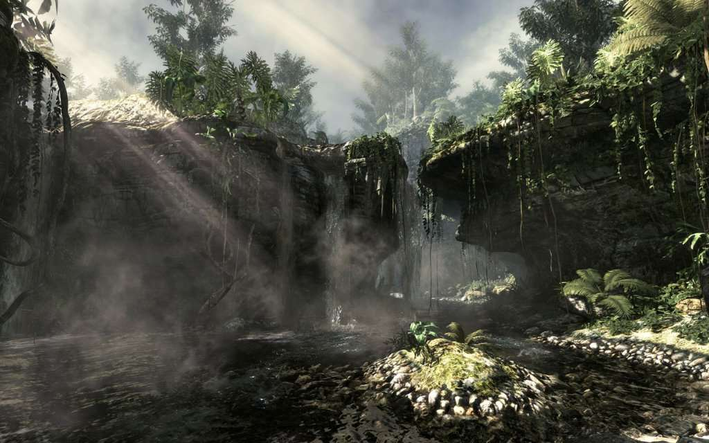 "Call of Duty: Ghosts Screenshot - ""Jungle"""