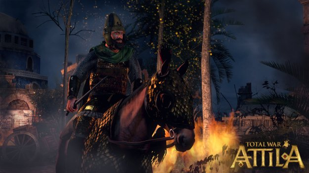 Share Your Story With the Total War: Atilla App