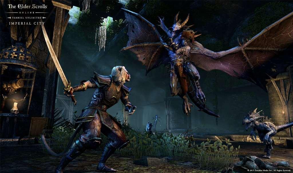 New Screenshots For The Elder Scrolls Online: Tamriel Unlimited DLC