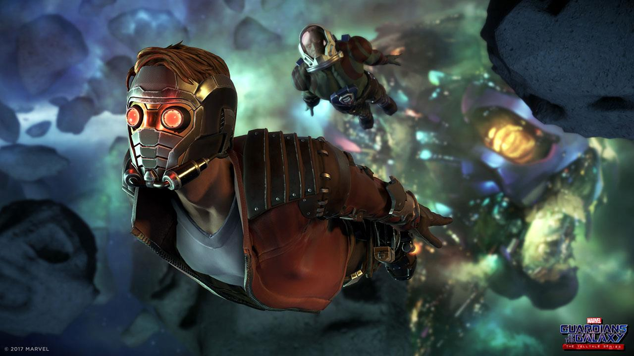 GUARDIANS OF THE GALAXY - Telltale Image 1 (Star-Lord)