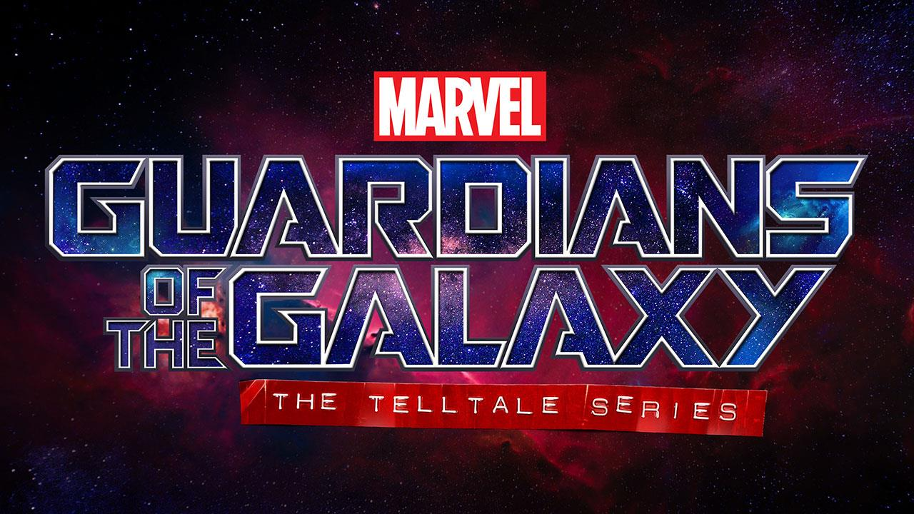 GUARDIANS OF THE GALAXY - Telltale Image 3 (Logo)