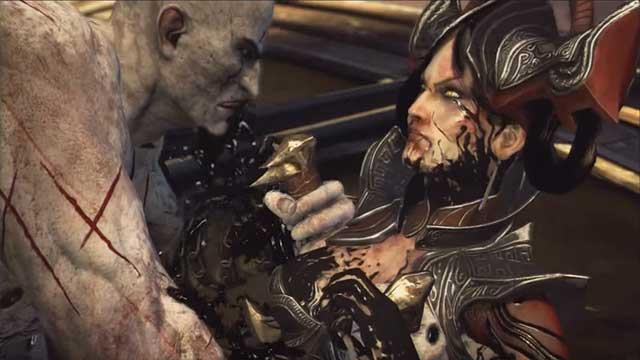 NSFW GOD OF WAR Ten Women Kratos Has Fought Or You Know