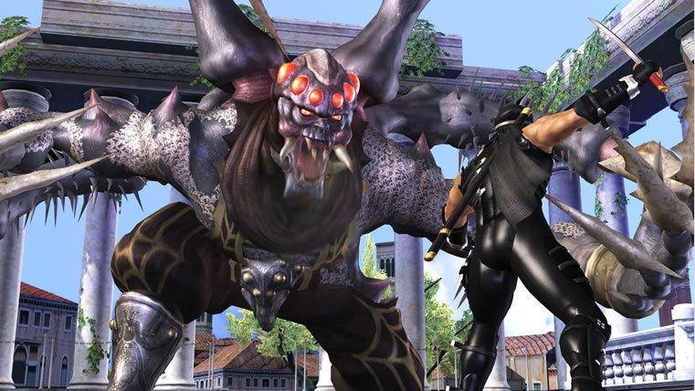 Ninja Gaiden 2 Ninja Gaiden 2 Screenshot 4 Pictures Ninja Gaiden
