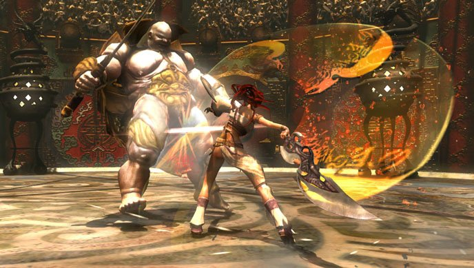 Heavenly Sword Heavenly Sword Screenshot 9 Pictures Heavenly