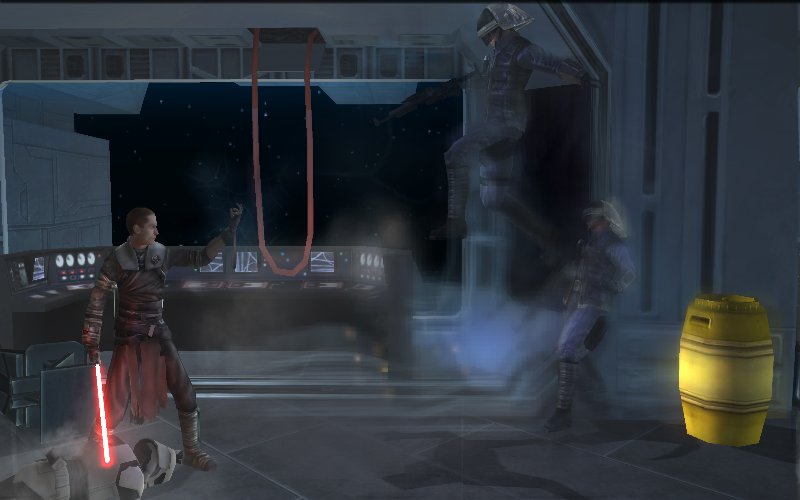 Star Wars: The Force Unleashed Screenshot 14