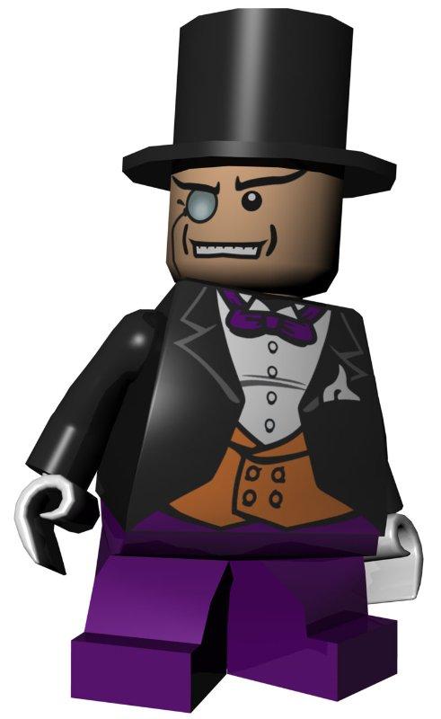 Lego Batman Penguin Pictures - Lego Batman Penguin Pics