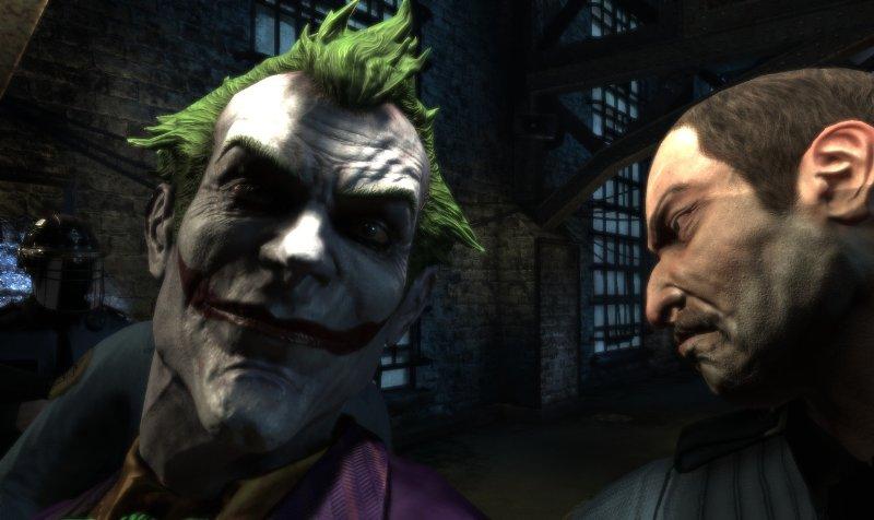 Batman: Arkham Asylum Screenshot 12