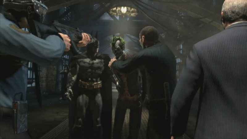 Batman: Arkham Asylum Screenshot 22