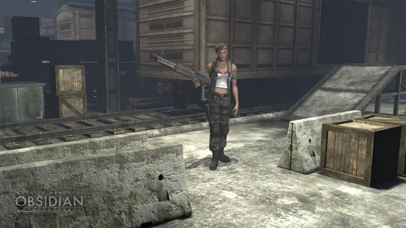 Alpha Protocol Screenshot 7