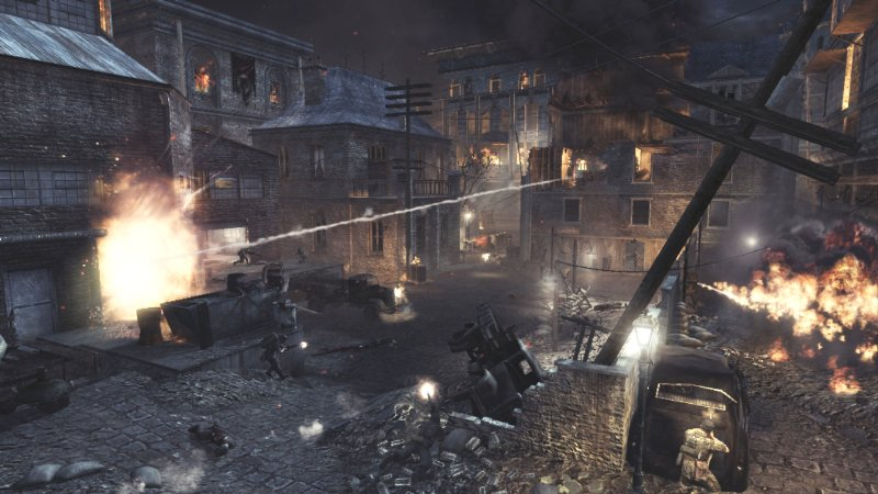 Call of Duty: World At War CoD: WaW Map Pack 1 - Nightfire Pictures ...