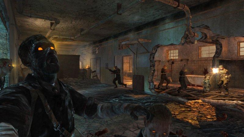 Call of Duty: World At War CoD: WaW Map Pack 1 - Verrückt ...