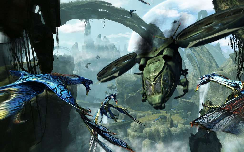 Avatar The Game Screenshot