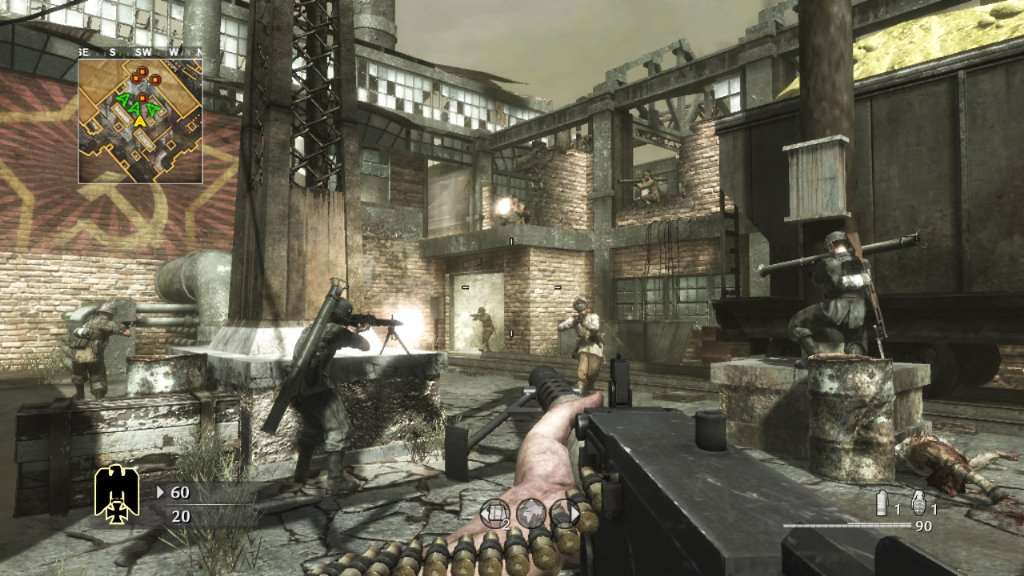 Call of Duty: World At War CoD: WaW Map Pack 2: Corrosion Pictures ...