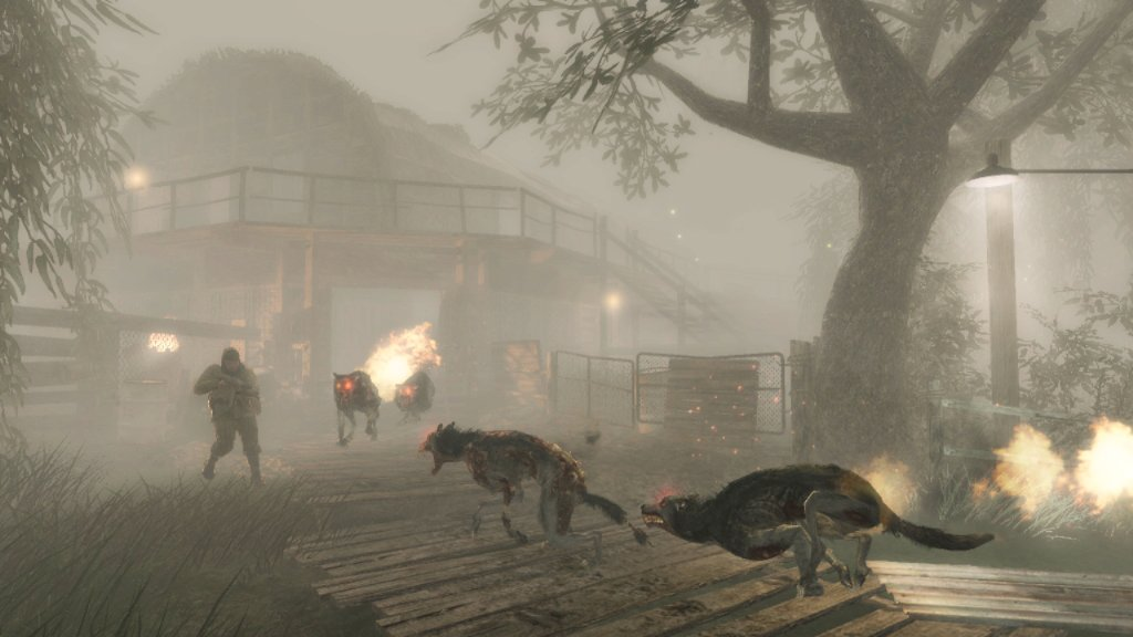 Call of Duty: World At War CoD: WaW Map Pack 2: Zombie Swamp ...
