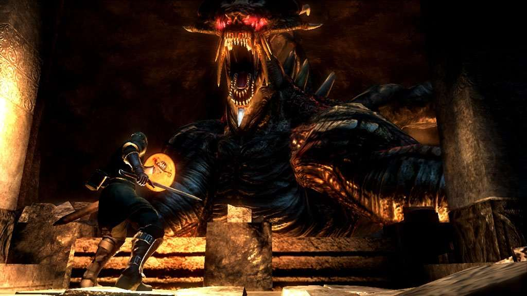 Demon's Souls Screenshots
