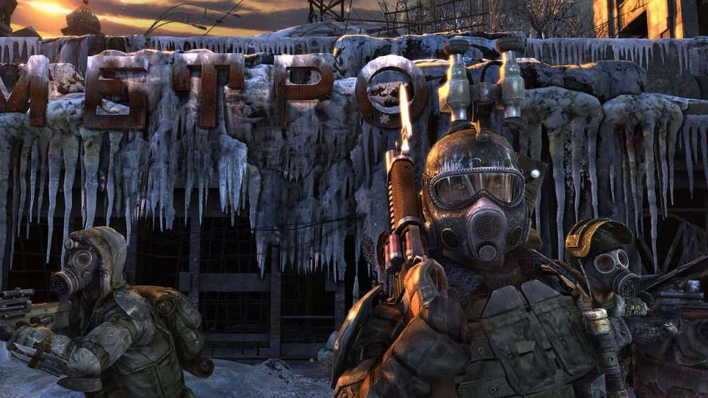 Metro 2033 Screenshot 9