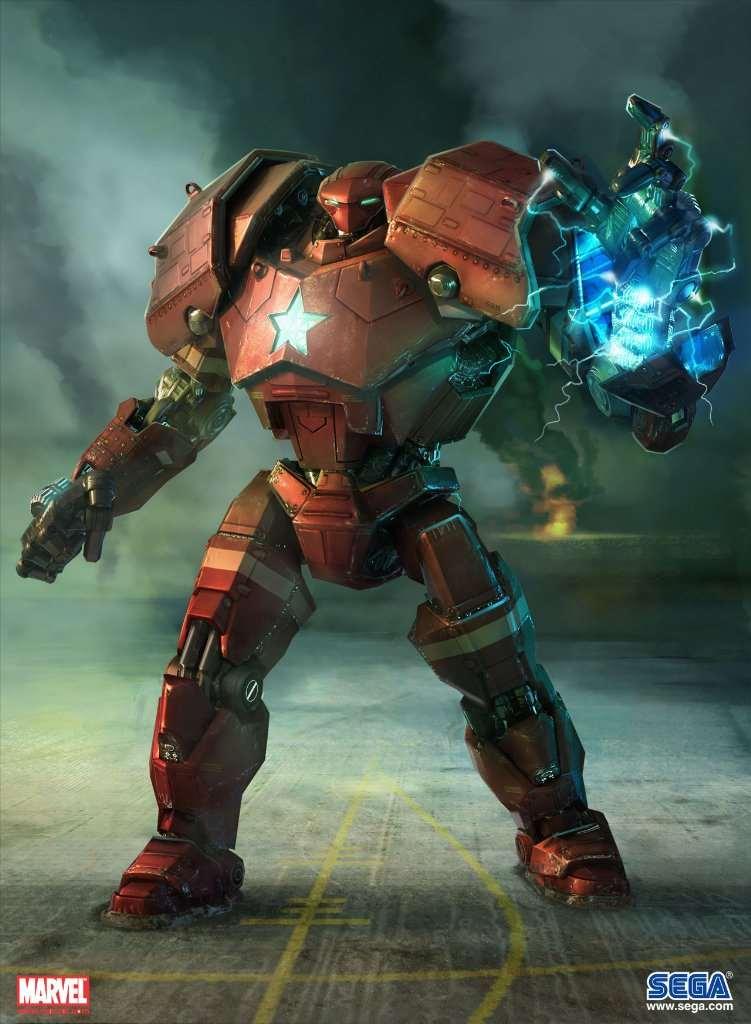 Iron Man 2: Iron Man 2 Crimson Dynamo (Iron Man 2) Pictures