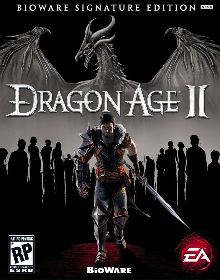 Dragon Age 2 Signature Edition Artwork BioWare announced today the Dragon