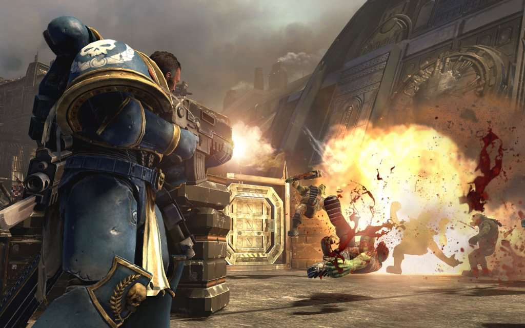 Space Marine Screenshot - Big Bang