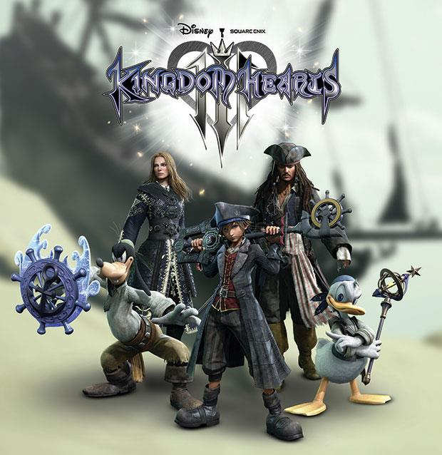 kingdom hearts 3 collectors edition