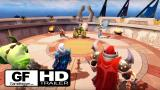 Mobile Gaming Trailer/Video - Might & Magic Elemental Guardians - Official Launch Trailer