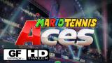 Nintendo Switch Trailer/Video - Mario Tennis Aces - Who Will Hit the Court Next?