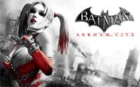 Batman: Arkham City Wallpaper - Harley Quinn 2