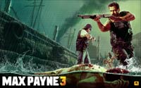 Max Payne 3 Wallpaper - Payne Killer