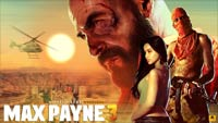 Max Payne 3 Wallpaper - Artwork