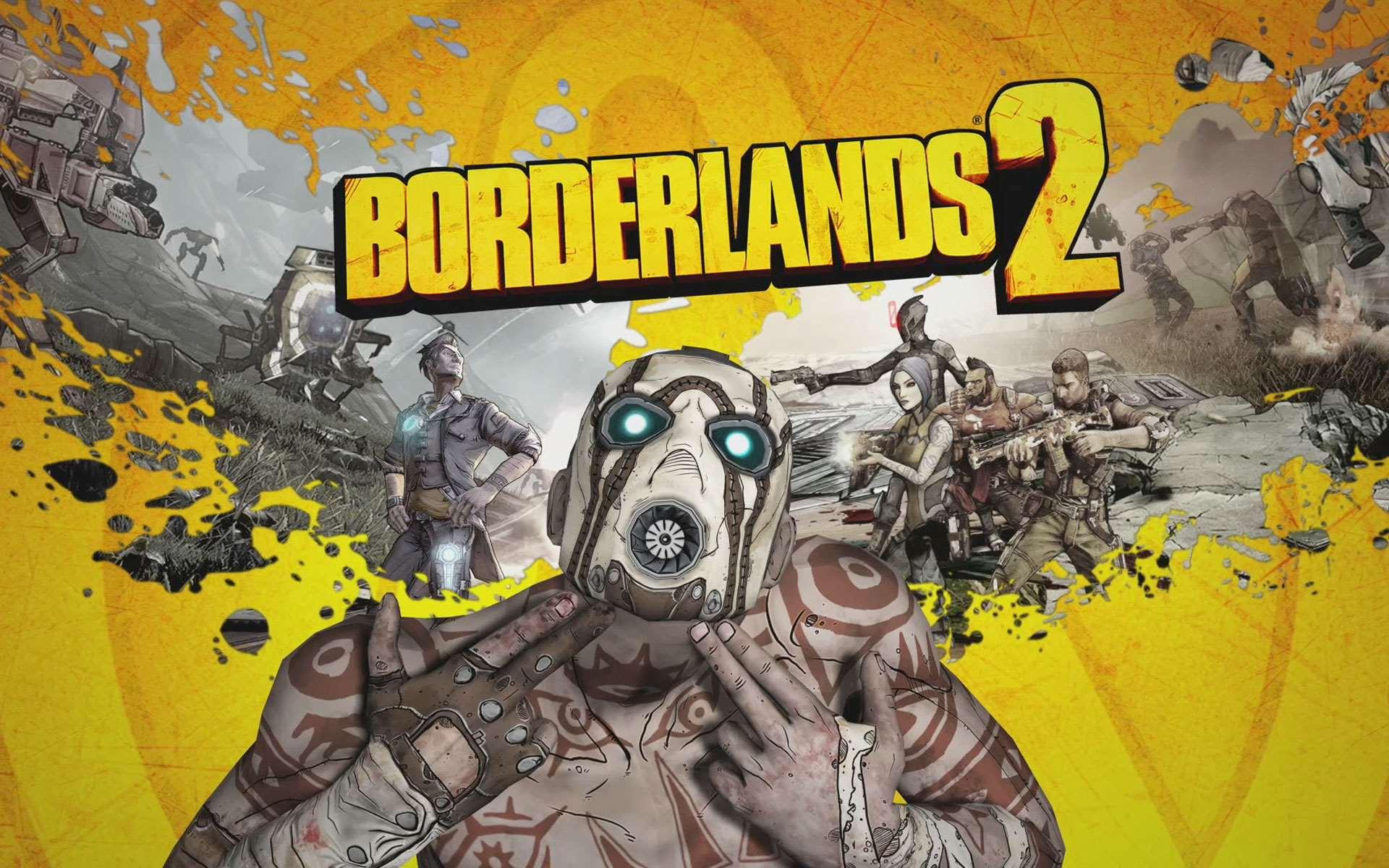 Borderlands 2 Borderlands 2 Wallpaper 1 Wallpaper