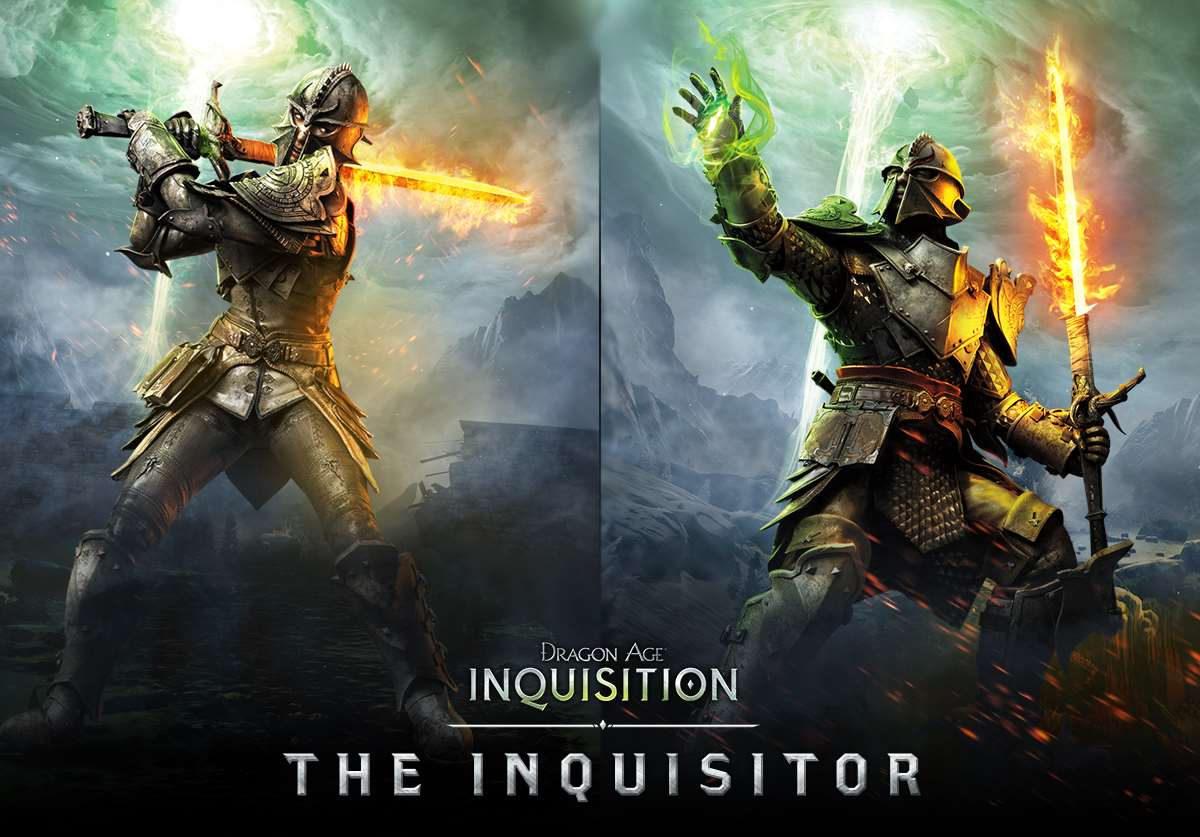 Dragon Age Inquisition Dragon Age Inquisition 2 Wallpaper