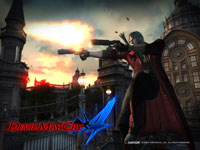 Official Devil May Cry 4 Wallpaper 1