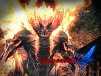 Official Devil May Cry 4 Wallpaper 2