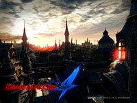 Official Devil May Cry 4 Wallpaper 5