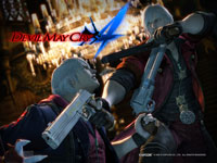 Official Devil May Cry 4 Wallpaper 6