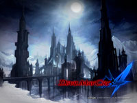 Official Devil May Cry 4 Wallpaper 7