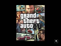 Official Grand Theft Auto Wallpaper 1