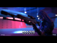Official Mass Effect Wallpaper 3