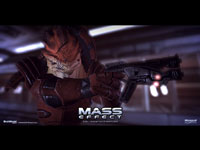 Official Mass Effect Wallpaper 4