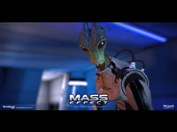 Official Mass Effect Wallpaper 7